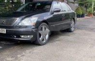 Chính chủ bán Lexus LS 430 năm 2005, màu đen, xe nhập giá 675 triệu tại Tp.HCM