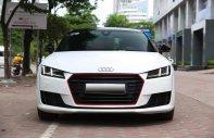 Bán Audi TT 2.0 TFSI năm 2015, màu trắng chính chủ giá 1 tỷ 590 tr tại Hà Nội
