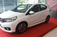 Honda ô tô Mỹ Đình: Bán xe Honda Brio RS màu trắng 2019 nhập khẩu nguyên chiếc. LH: 0964 0999 26 giá 448 triệu tại Hà Nội