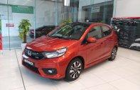Honda Mỹ Đình bán Honda Brio OP1 màu cam nóc đen năm 2019 nhập khẩu, giá tốt. LH: 0964 0999 26  giá 454 triệu tại Hà Nội