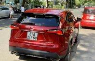 Bán Lexus NX đăng ký lần đầu 2016, màu đỏ, nhập khẩu nguyên chiếc giá 1 tỷ 900 tr tại Tp.HCM