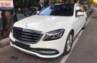 Bán Mercedes S450L sản xuất 2018, màu trắng giá 3 tỷ 890 tr tại Hà Nội