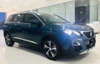 Cần bán Peugeot 5008 sản xuất năm 2019, màu xanh lam giá 1 tỷ 349 tr tại Hà Nội