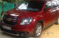 Chính chủ bán Chevrolet Orlando năm 2017, màu đỏ giá 470 triệu tại Đồng Nai