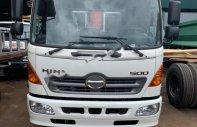 Bán Hino FC năm sản xuất 2019, màu trắng, xe nhập giá 1 tỷ 350 tr tại Hà Nội