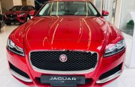 Bán xe Jaguar XF sản xuất năm 2018, màu đỏ, nhập khẩu nguyên chiếc giá 2 tỷ 199 tr tại Tp.HCM