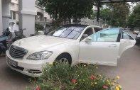 Bán xe Mercedes S400 năm sản xuất 2009, màu trắng, nhập khẩu giá 1 tỷ 290 tr tại Hà Nội