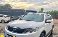 Chính chủ bán Kia Sorento đời 2015, màu trắng giá 750 triệu tại Hà Nội