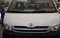 Cần bán lại xe Toyota Hiace năm 2009, màu trắng, nhập khẩu nguyên chiếc, giá cạnh tranh giá 245 triệu tại Đà Nẵng