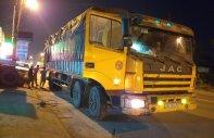 Bán xe tải JAC tải trọng 9,9 tấn thùng dài 9,8m máy móc nguyên bản nổ rất êm giá 465 triệu tại Hà Nam