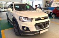 Bán xe Chevrolet Captiva Revv 2.4 2016, màu trắng, xe đẹp, chính chủ giá 630 triệu tại Tp.HCM