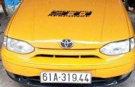 Bán ô tô Fiat Siena năm 2004, màu vàng, nhập khẩu nguyên chiếc, xe gia đình giá cạnh tranh giá 85 triệu tại Bình Dương