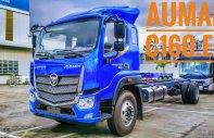 Bán xe tải 9 tấn - thùng dài 7M4 - Thaco Auman C160 NEW - 2019 - hỗ trợ trả góp giá 749 triệu tại Tp.HCM