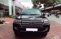 Bán Toyota Land Cruiser 4.6 sản xuất 2016, màu đen, xe nhập giá 3 tỷ 610 tr tại Hà Nội