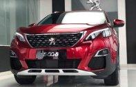 Bán Peugeot 5008 màu đỏ mới khuyến mãi tháng 9 cực tốt giá 1 tỷ 349 tr tại Hà Nội