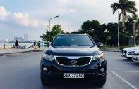 Cần bán xe Kia Sorento đời 2012, màu đen, 540tr giá 540 triệu tại Hà Nội