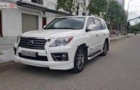 Cần bán Lexus LX 570 sản xuất năm 2015, màu trắng, nhập khẩu giá 5 tỷ 200 tr tại Nghệ An