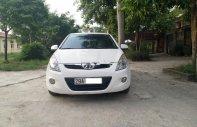 Cần bán xe Hyundai i20 sản xuất 2012, màu trắng, nhập khẩu nguyên chiếc chính chủ, 345tr giá 345 triệu tại Hà Nội