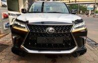 Bán xe Lexus LX 570S Super Sport sx 2019, màu đen, giao ngay, giá tốt LH Ms Hương: 094.539.2468 giá 9 tỷ 199 tr tại Tp.HCM