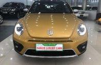 Bán Volkswagen Beetle Dune năm sản xuất 2017, màu vàng, nhập khẩu giá 1 tỷ 350 tr tại Tp.HCM