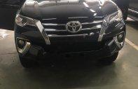 Bán xe Toyota Fortuner 2.4G 4x2 AT sản xuất năm 2019, màu đen giá 1 tỷ 15 tr tại Hà Nội
