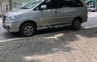 Bán Toyota Innova 2.0E năm 2013, màu vàng, chính chủ  giá 420 triệu tại Hà Nội