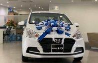 Bán Hyundai Grand i10 năm sản xuất 2019, màu trắng, 380 triệu giá 380 triệu tại Tp.HCM