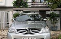Cần bán Toyota Innova đời 2008, màu bạc, chính chủ giá 235 triệu tại Hà Nội
