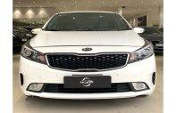 Bán xe Kia Cerato 1.6 MT 2018, màu trắng, hotline: 0985.190491 Ngọc giá 510 triệu tại Tp.HCM