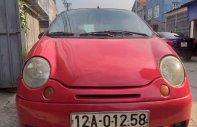 Cần bán lại xe Daewoo Matiz SE năm 2005, màu đỏ giá 48 triệu tại Tp.HCM