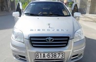 Daewoo Gentra dòng cao cấp SX, cuối 2009, mua mới lăn bánh lần đầu 2010 - màu bạc vip, xe mới như xe hãng giá 228 triệu tại Bình Dương