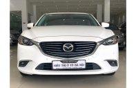 Bán Mazda 6 2.0 AT 2018, màu trắng, odo 27.000 km. Hotline: 0985.190491 Ngọc giá 850 triệu tại Tp.HCM