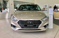 Bán Hyundai Accent 2019, màu vàng giá cạnh tranh giá 425 triệu tại Tp.HCM