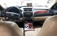 Cần bán gấp Toyota Camry năm 2013, màu đen, nhập khẩu giá 725 triệu tại Tp.HCM
