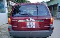 Bán Ford Escape đời 2004, màu đỏ, nhập khẩu, số sàn giá 198 triệu tại Tp.HCM