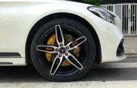 Bán Mercedes C300 AMG năm 2015, màu trắng, chính chủ giá 1 tỷ 400 tr tại Tp.HCM
