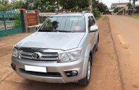Bán Toyota Fortuner V năm sản xuất 2010, màu bạc như mới, giá chỉ 458 triệu giá 458 triệu tại Tp.HCM