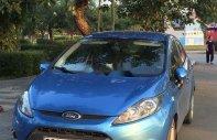 Cần bán Ford Fiesta đời 2012, màu xanh lam, xe gia đình giá 350 triệu tại Hà Nội