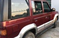 Bán Ssangyong Musso sản xuất 1995, màu đỏ  giá 55 triệu tại Đắk Lắk