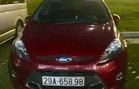 Bán Ford Fiesta 2013, màu đỏ, nhập khẩu giá 370 triệu tại Hà Nội
