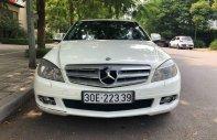 Bán Mercedes C230 năm 2008, màu trắng   giá 440 triệu tại Hà Nội