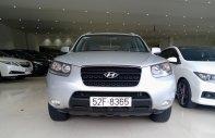 Cần bán Hyundai Santa Fe sản xuất 2008, màu bạc, nhập khẩu, 500 triệu giá 500 triệu tại Tp.HCM