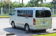 Bán Toyota Hiace năm 2008, màu bạc, giá chỉ 245 triệu giá 245 triệu tại Hà Nội