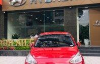 Bán Hyundai 1.2 AT sedan 2019, màu đỏ sẵn xe giao ngay, hỗ trợ trả góp lên đến 80%, chỉ 100tr nhận xe giá 403 triệu tại Hà Nội