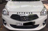 Bán ô tô Mitsubishi Attrage đời 2018, màu trắng chính chủ giá 369 triệu tại Bình Định