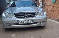Cần bán xe Mercedes năm sản xuất 2003, màu bạc, nhập khẩu nguyên chiếc, giá chỉ 220 triệu giá 220 triệu tại Tp.HCM