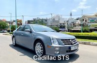 Bán Cadillac STS nhập Mỹ 2010 màu xanh, hàng full đủ đồ chơi giá 1 tỷ 220 tr tại Tp.HCM