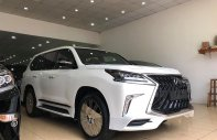 Bán Lexus LX570 MBS bản 4 chỗ màu trắng, model 2020 giá 10 tỷ 550 tr tại Hà Nội