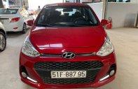 Cần bán Hyundai Grand i10 i10 2017, màu đỏ giá 396 triệu tại Hà Nội