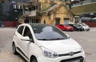 Cần bán Hyundai Grand i10 đời 2016, màu trắng, nhập khẩu nguyên chiếc, chính chủ giá 355 triệu tại Hà Nội